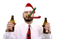 Christmas party reminder