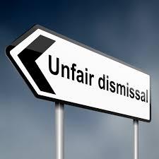 unfair dismissal - sign
